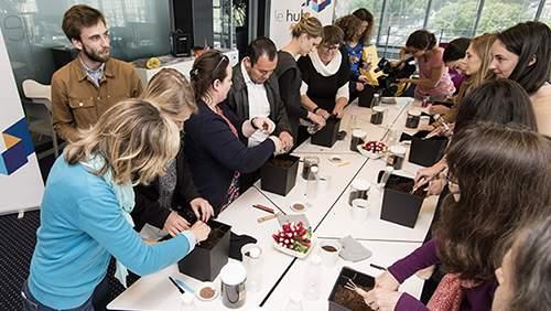 team building ciel mon radis